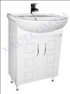 Мебель для ванной. Модель: Т-15 (2.0)  Эпика 55 , Эпика 60, Эпика 65. Серия Генуя
