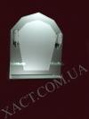 зеркало в ванную комнату. Модель 34(6.2)