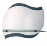 зеркало в ванную комнату. Модель КН-4(2.0)гор
