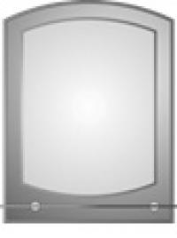 зеркало в ванную комнату.Модель КН-1(2.0)