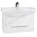 Мебель для ванной.  Модель: Т-9 (0.1) лотос 70 ( навесная)