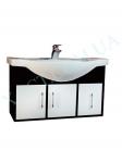 Мебель для ванной. Модель: Т-9 (2.1) венге Либро 80 ( навесная)