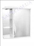 Шкаф с зеркалом для ванной комнаты. Модель Z-15