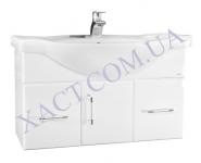 Мебель для ванной. Модель: Т-9 (1.2) Либро 80 ( навесная)
