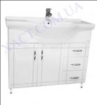 Мебель для ванной. Модель: Т-11 (3.2) Coco 85. СерияПалермо