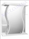 шкаф с зеркалом для ванной комнаты. Модель Z-16 new