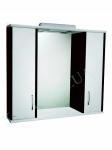 шкаф для ванной комнаты. Модель В-9 (2.0) венге