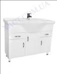 Мебель для ванной . Модель: Т-9 (3.2) Coco 95. Серия Классик