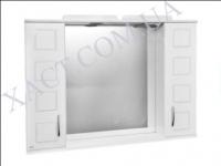 зеркала для ванной комнаты. Модель В-15 (2.0). Серия Генуя