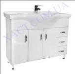Мебель для ванной. Модель: Т-9 (3.3) Coco 105. Серия Классик