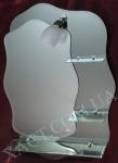 зеркало в ванную комнату. Модель Jula-7м(6.1)