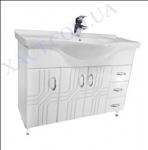 Мебель для ванной. Модель: Т-8 (3.3) Coco 105. Серия Турин