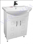 Мебель для ванной. Модель: Т-15 (2.0) либро 50. Серия Генуя