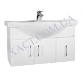 Мебель для ванной. Модель: Т-9 (2.1) Либро 80 ( навесная)