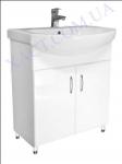 Мебель для ванной. Модель: Т-9 (2.0) Лотос 70. Серия Классик