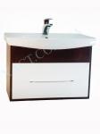 Мебель для ванной.  Модель: Т-9 (0.1) Карина 70 (Cersanit) венге ( навесная)