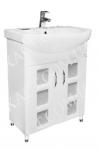 Мебель для ванной. Модель: Т-15с (2.0) Лотос 70. Серия Кориниум