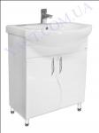 Мебель для ванной. Модель: Т-5 (2.0) Лотос 70. Серия Волна