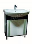 Мебель для ванной.  Модель: Т-9 new (2.0) лотос 70 венге